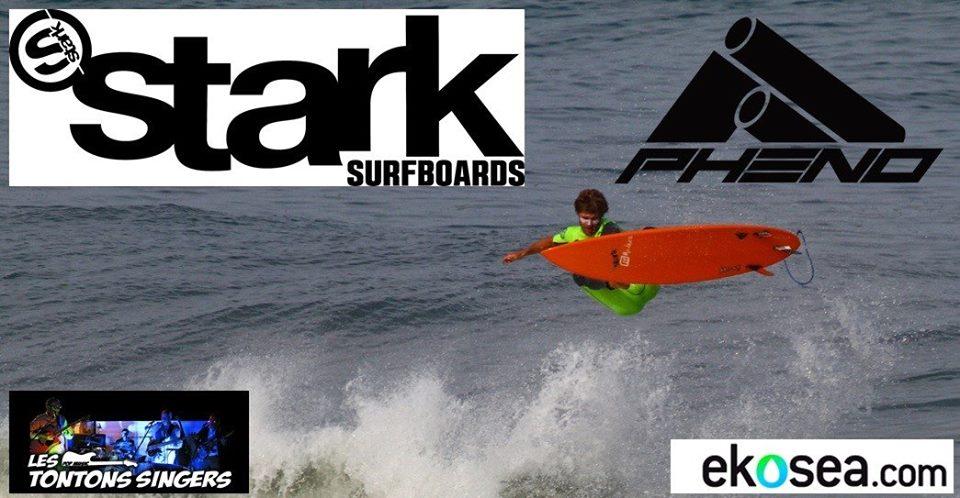 Soirée Stark Surfboards