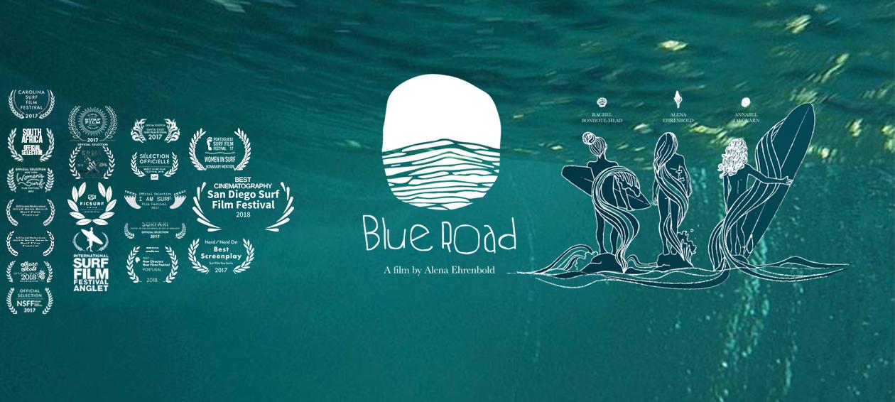 Projection du film Blue Road