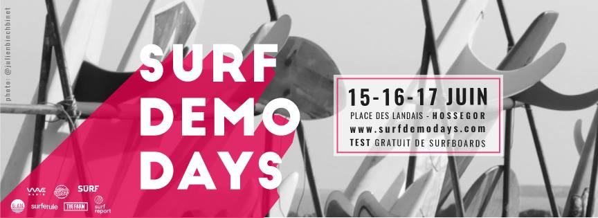 Surf Demo Days